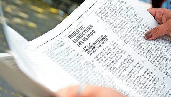 Kuba veröffentlicht finalen Text der neuen Verfassung (+ PDF)