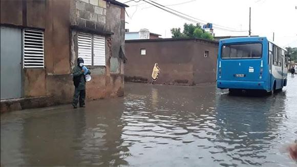 Tropensturm Elsa: Aufatmen in Kuba