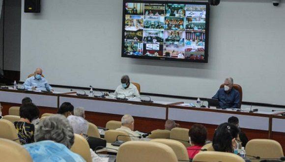 Ministerrat erörtert Lage der Nation