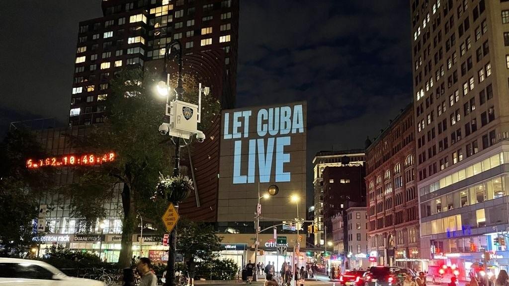 Kuba dementiert Vorwürfe nach Protesten, USA kündigen neue Sanktionen an