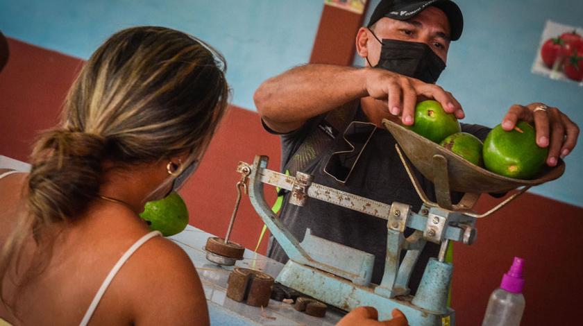 Neues Reformpaket: Kuba gibt Lebensmittelpreise frei